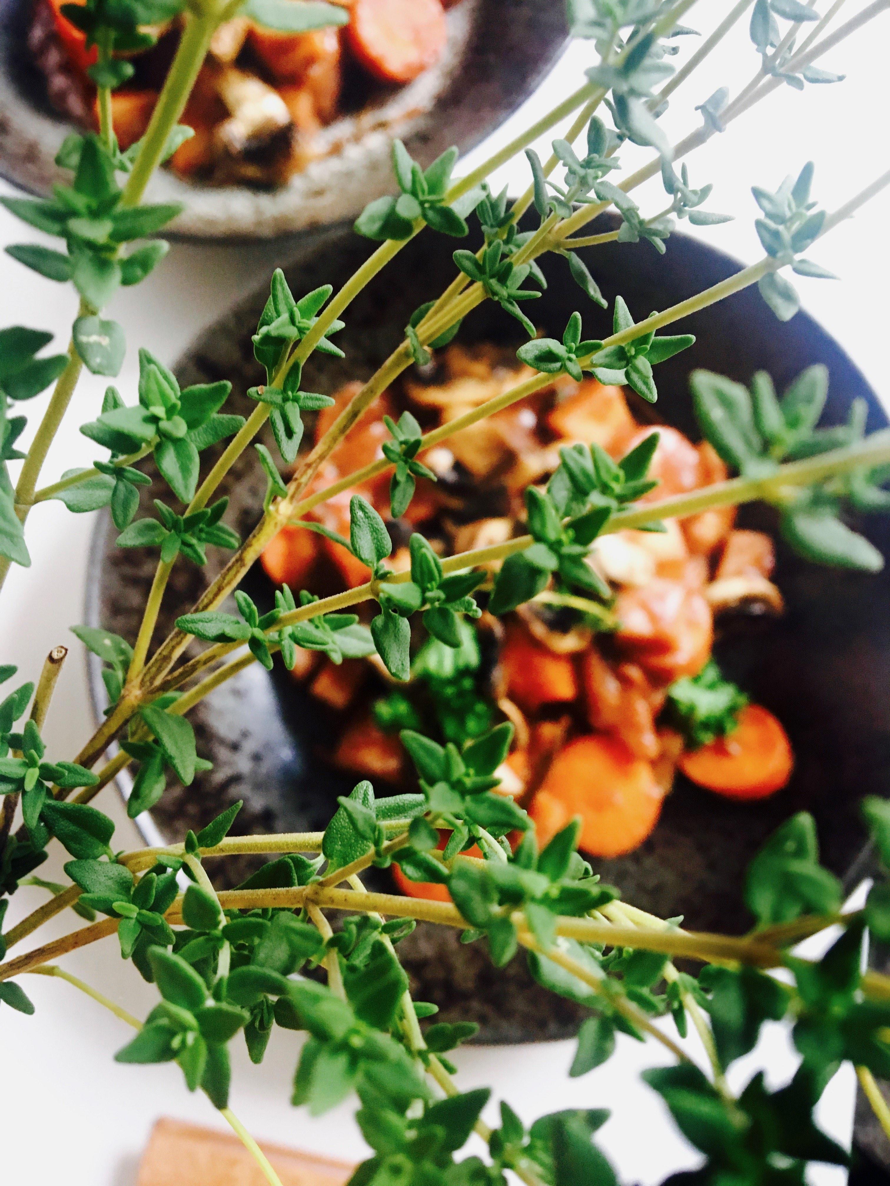 vegetarische bourguignon recept glutenvrij yoga