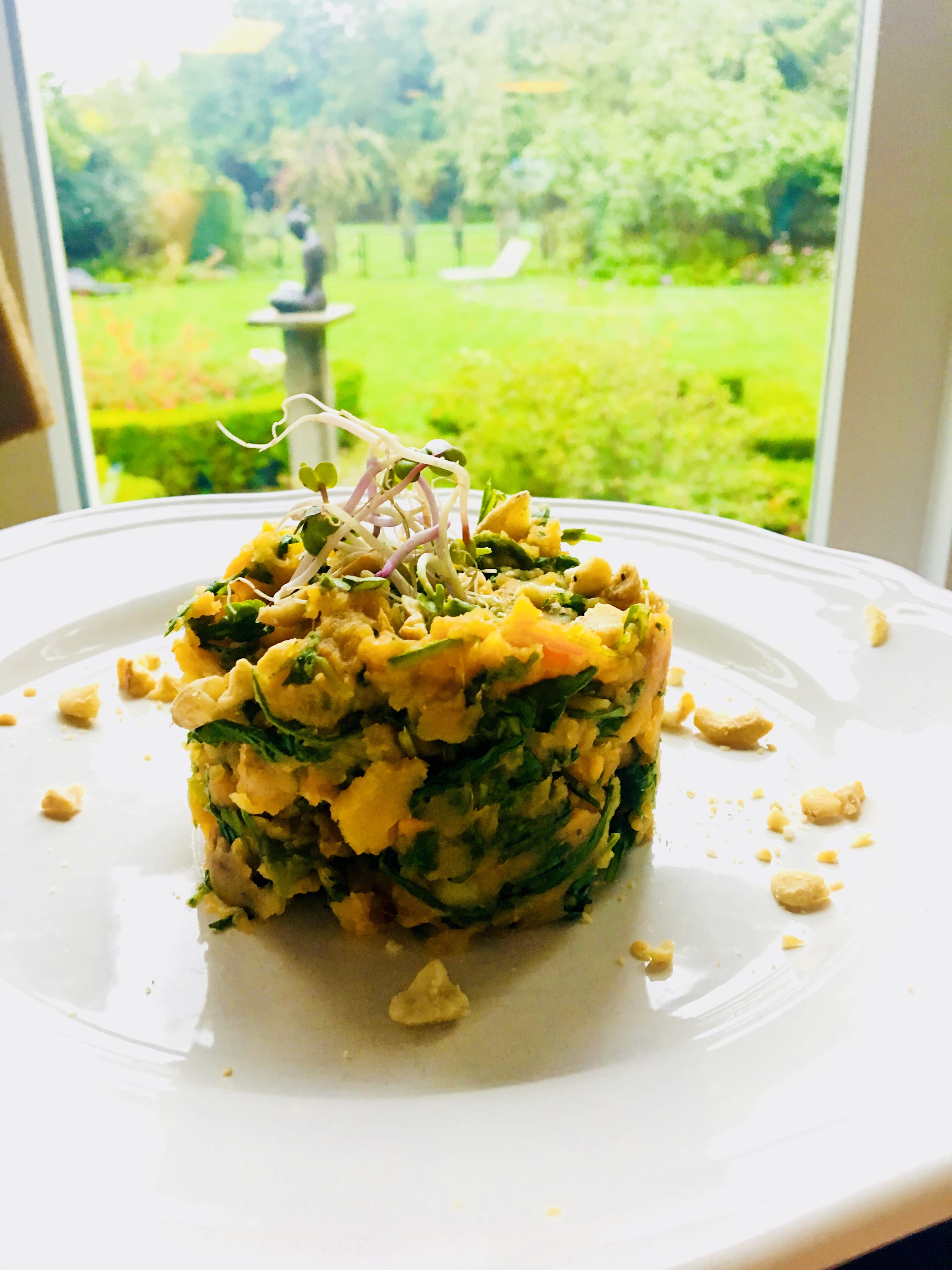 gezondrecept, stamppot, yoga, vegetarisch, healthyfood